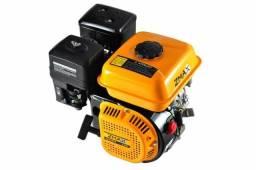 Motor a gasolina 5,5hp partida manual - Zmax