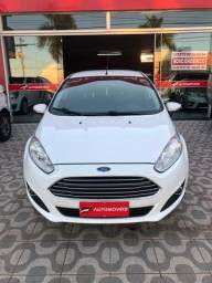 New fiesta hatch 2015 1.5 se branco - 2015