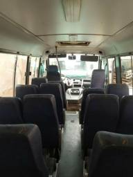 Ônibus , Leia o anúncio