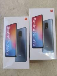 Supremo . Redmi note 9s 128 da Da Xiaomi. Novo lacrado com garantia e entrega imediata
