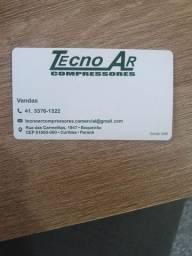 Mecanico compressor de ar