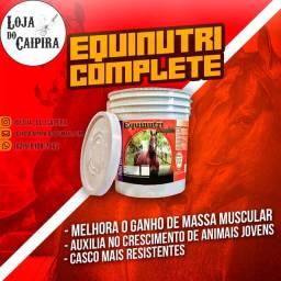 Suplemento para cavalos (crescimento e massa muscular)