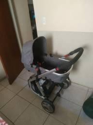 Carrinho de bebê Mobi 1st safety