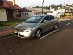 Vendo Honda Civic Lxs 2008 automático (Se for a vista vendo por fipe)