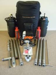 Shaw Portable Core Drill - Kit Perfuração para análise de solo Mineraçao