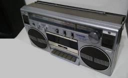 Radio Reprodutor Grabador Toshiba