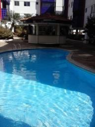 Vende-se apartamento de 1/4 c/piscinas em caldas novas