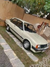 Chevette 1986 ,carro de fino trato,monocromático café com leite,segundo dono