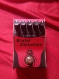 Vendo pedal Brutal Distorcion