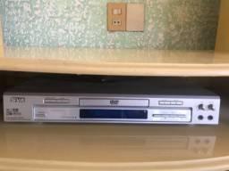Aparelho DVD player D-2018F SVA - Usado