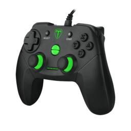 Gamepad Joystick T Dagger Aires Switch Pc Ps3 T-tgp500