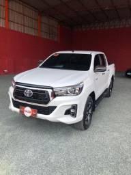 Hilux Srx 2.8 Diesel AUT 2019/2019 ? único dono ? 20 mil rodados