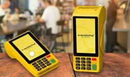 Máquinas de cartão Pagseguro e Mercado Pago (leia o anúncio)