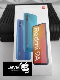 Entrego Hoje!! Redmi 9A 32 GB. Novo LACRADO garantia e Entrega