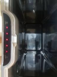 Lixeira automática com sensor.