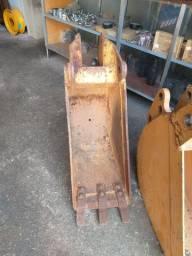 Caçamba de retro case 580h