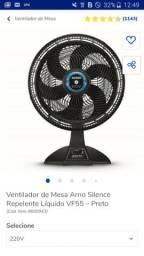 Troco ventilador