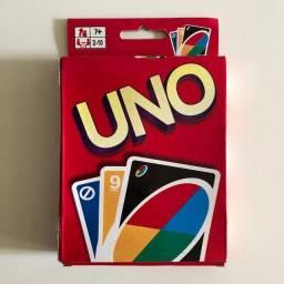 Jogo De Cartas Uno Versão Verão 108 Cartas Familia e Amigos
