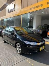CITY 2015/2015 1.5 LX 16V FLEX 4P AUTOMÁTICO