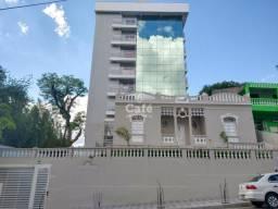 Apartamento novo, localizado no centro de Santa maria, uma vista panorâmica do centro da c