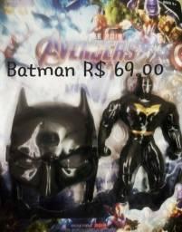 Batman + mascara