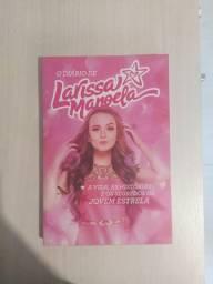 Livro: O diário de Larissa Manoela