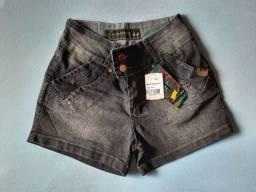 Shorts Jeans Lycra