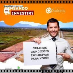 Título do anúncio: Loteamento Solaris em Itaitinga - Faça uma visita////