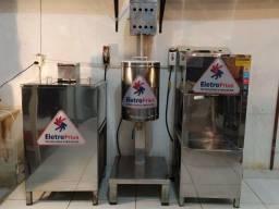 Máquina de sorvete industrial