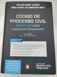 Livro Código de Processo Civil Comentado
