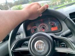 Fiat Siena completo com volante top