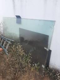 Folha de vidro