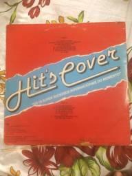 Lp - Hits Cover - Os 16 Melhores Sucessos Internacionais ? 1980