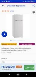 Refrigerador consul 334