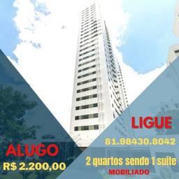 Alugo ||||| com todas as taxas inclusas R$ 2.200,00