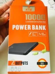 Bateria portátil 10000mah