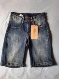 Calção Jeans Instituto
