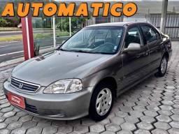 Honda Civic LX 1.6 2000 AUTOMATICO