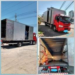 Caminhão baú FRETE Luiz Paulo