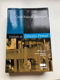 Livro Direito Tratado de Direito Penal Geral 1 Cezar Bitencourt 20ª Edição 2014
