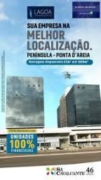 ED. Lagoa Corporate & Offices - Salas Comerciais novas - Aceita Proposta