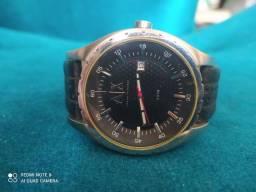 Relógio Armani original completo usado
