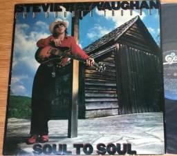 LP Vinil Soul To Soul - Stevie Ray Vaughan