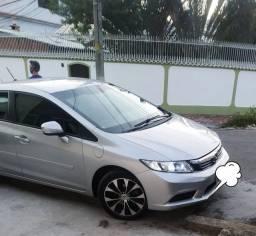 Honda Civic blindado