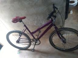 Bike só pega ainda rodas nova