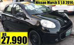 Nissan March S 1.0 2014