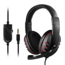 Título do anúncio: Fone de Ouvido Headset Gamer PS4/X-One LEF-1020 - Lehmox