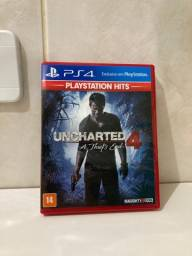 Uncharted 4 - lacrado - ps4