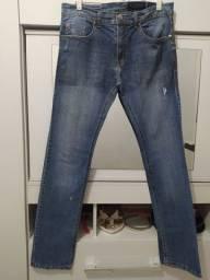Calça masculina marca Ellus, Tam 40