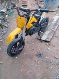 Mini moto a gasolina 55 cc